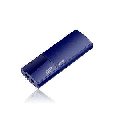 Sillicon Power - USB Stick - Opslagcapaciteit  - 16 GB - Blauw