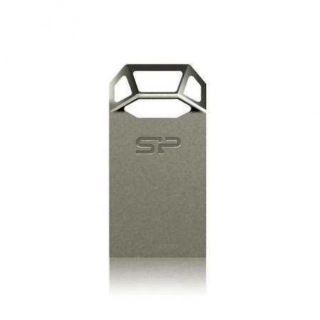Sillicon Power - USB Stick - Opslagcapaciteit  - 16 GB - Zilver